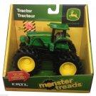 John Deere 4.75 Inch Monster Treads 4 Wheel Drive Tractor R16-JD4WD
