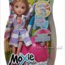 Moxie Girlz Raincoat Color Splash Bryten Doll RA3-MGR