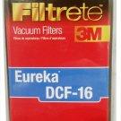 Filtrete Eureka DCF-16 Filter, 2 foam Filters Per Pack B8-DCF