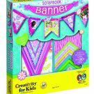 Creativitiy for Kids - Scrapbook Banner - Educational Toys RL1-1270
