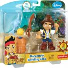 Disney Jake & Neverland Pirates Buccaneer Battling Jake Action Figure RC2-JAKE