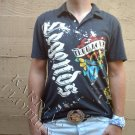 """Legends of Style """"True Love"""" Polo Shirt + Free Ed Hardy Poster"""