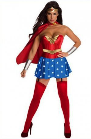 Wonderwoman Costume