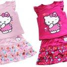 Hello Kitty skirt suit