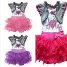 Hello Kitty girls tutu dress