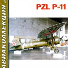 AKL-201408 AviaCollection / AviaKollektsia N8 2014: PZL P-11 Polish WW2 Fighter
