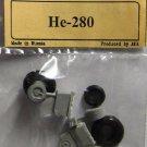 EQA72057 Equipage 1/72 Rubber Wheels forHeinkel He-280