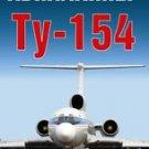 EXP-113 Tupolev Tu-154 Soviet Airliner  (Eksprint Publ.)