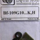 EQA72005 Equipage 1/72 Rubber Wheels for Messerschmitt Bf-109G-10/ Bf-109G-14