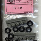 EQG72091 Equipage 1/72 Rubber Wheels for Tupolev Tu-128 Interceptor Aircraft