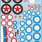 BGM-32010 Begemot decals 1/32 Nieuport 21 WW1 era Fighter-Biplane