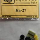 EQG72105 Equipage 1/72 Rubber Wheels for Kamov Ka-27, Ka-28