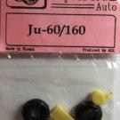 EQA72042 Equipage 1/72 Rubber Wheels forJunkers Ju-60 / Ju-160