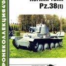 BKL-200404 ArmourCollection 4/2004: Panzer Pz.38(t) German-Czech WW2 Light Tank