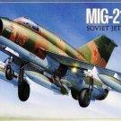 CND-72014 Condor 1/72 Mikoyan MiG-21SMT Jet Fighter model kit