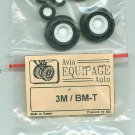 EQG72124 Equipage 1/72 Rubber Wheels for Myasischev 3M/M-4 Bison and VM-T Atlan