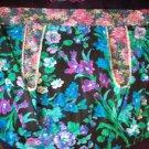 apron paradise wild flowers handmade