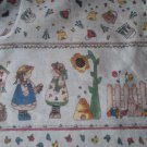 apron rabbits handmade one size fits all
