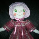pioneer baby doll one of a kind 22 inches tall handmade