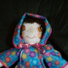 spring time prairie doll 20 inches tall handmade