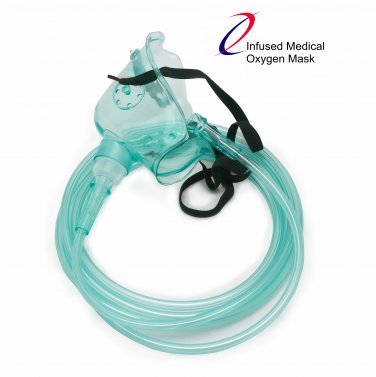 New Infused Medical Oxygen Mask