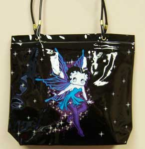 Betty Boop - Tote Bag - Betty Fairy