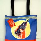 Coca-Cola Blue Tote Bag - New w/Tags