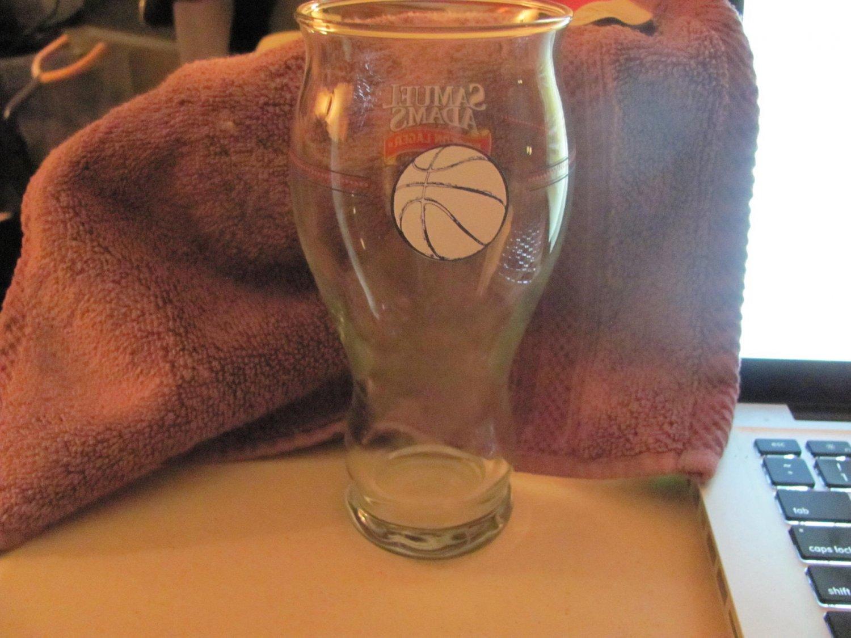 Samuel Adams Beer Glass