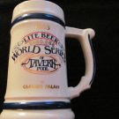 1983 Lite Beer World Series of Tavern Pool Mug