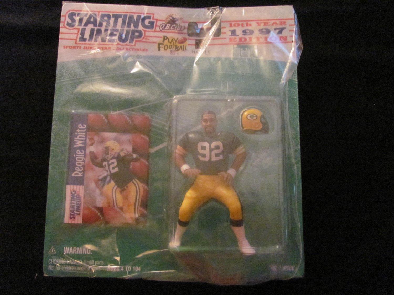 1997 Starting Line up Greenbay Packers Reggie White