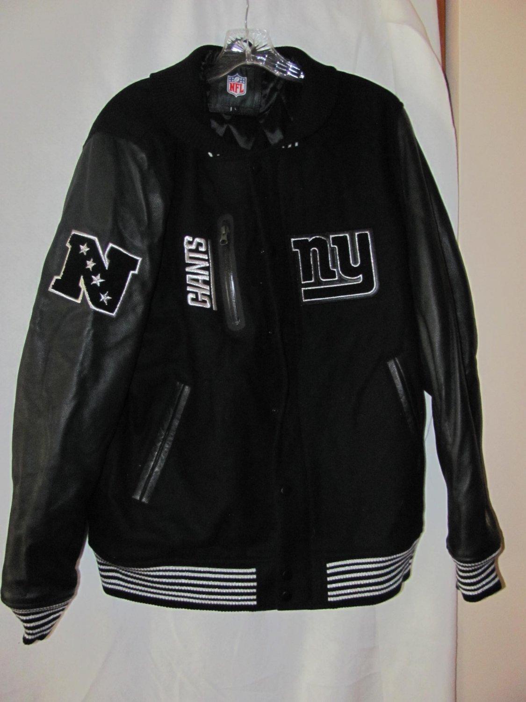 New York Giants NFL Men's Varsity Jacket Size Large New