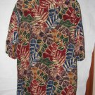Vintage Pierre Cardin Mens Tropical shirt XL