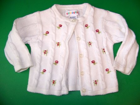 Gymboree Autumn Berries Sweater/Cardigan- 12-18m