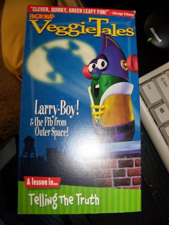VeggieTales - LarryBoy & the Rumor Weed