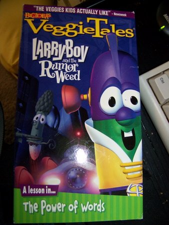 VeggieTales - LarryBoy & the Fib from Outer Space