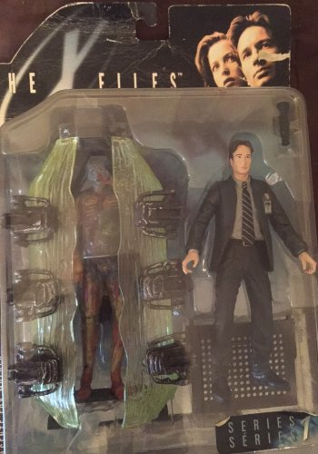 The X-Files - Agent Fox Moulder | Action Figure