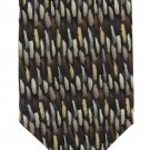 Grateful Dead XL Necktie Mens Tie Jerry Garcia Original 1996 Cassidy Brown Black Green 59.5
