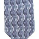 Grateful Dead Tie Mens Necktie Long 59 Jerry Garcia Original Driftin And Dreamin Light Silver Blue
