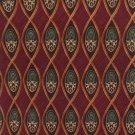 Bolgheri Italy Silk Necktie Mens Tie Hickory Brown Green Modern Classic 58