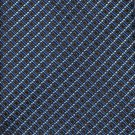 Geoff Nicholson Italy Woven Silk Necktie Tie Blue Black Classic Executive Long 59