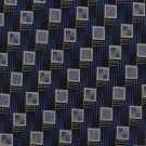Salvatore Pellegrino Extra Long Tie 63 Necktie Italian Silk Blue Gray Shadow Box