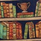 Alynn Silk Necktie Mens Tie Library Books Ex Libris Vintage Design Silk 59