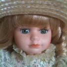 Bradley's Collectable Porcelain Doll Mary, Mary Quit Contrary, Limited Edition