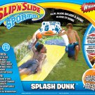 16 Feet Wham-o Slip N Water Slide Sports Basketball Splash Dunk Ages 5-12