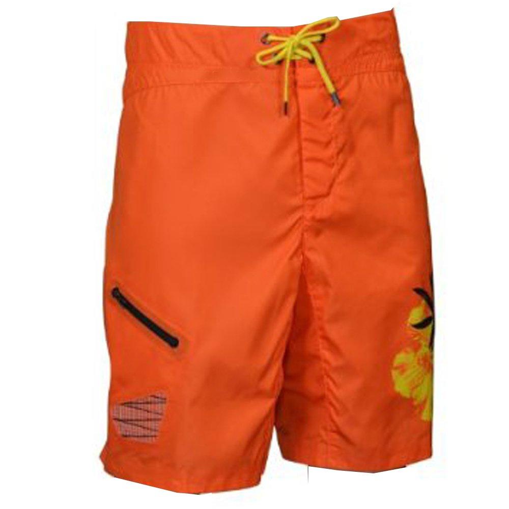 Men's XXL Polo Ralph Lauren RLX Swimwear Swim Suit Board Shorts Orange
