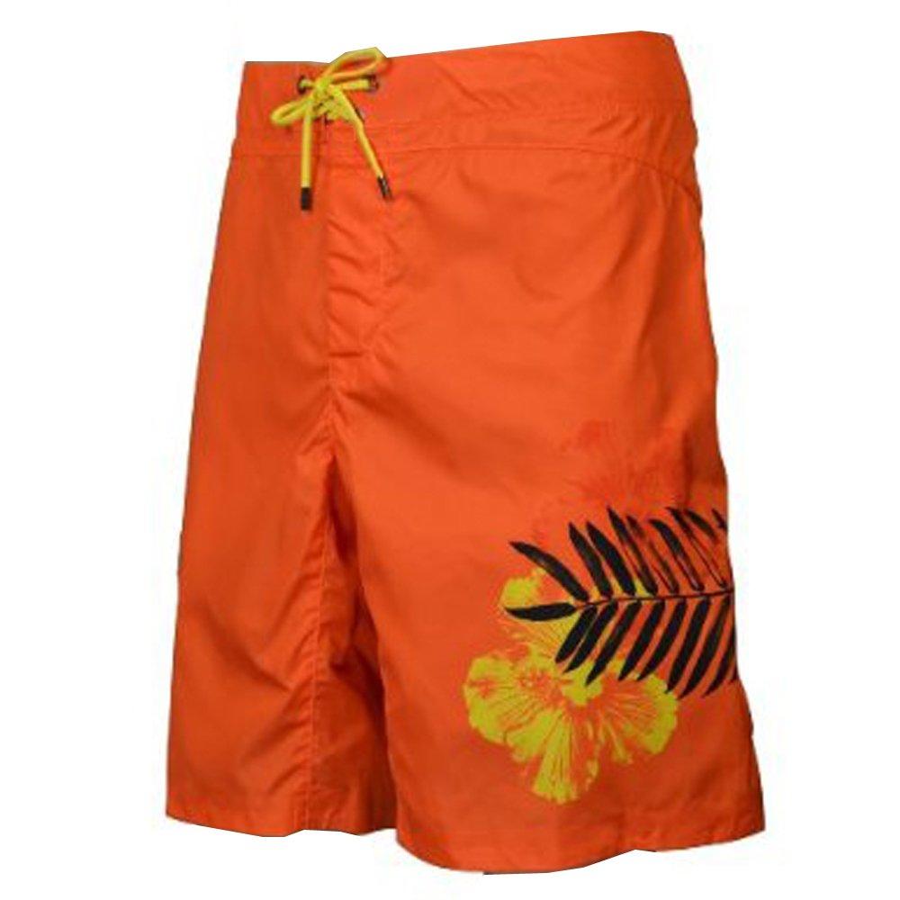Men's L Polo Ralph Lauren RLX Swimwear Swim Suit Board Shorts Orange