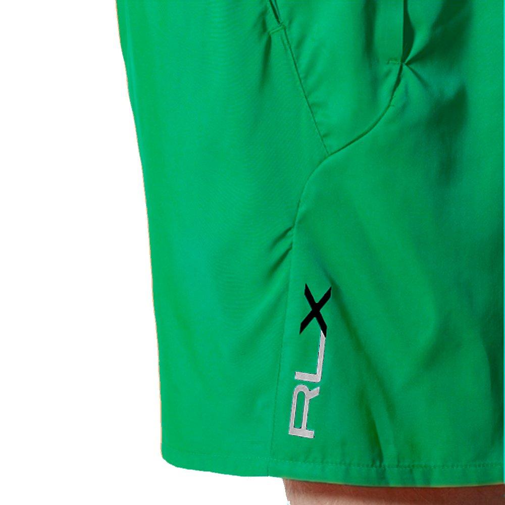 Men's XL RLX Polo Ralph Lauren XZ Green Active Running Shorts