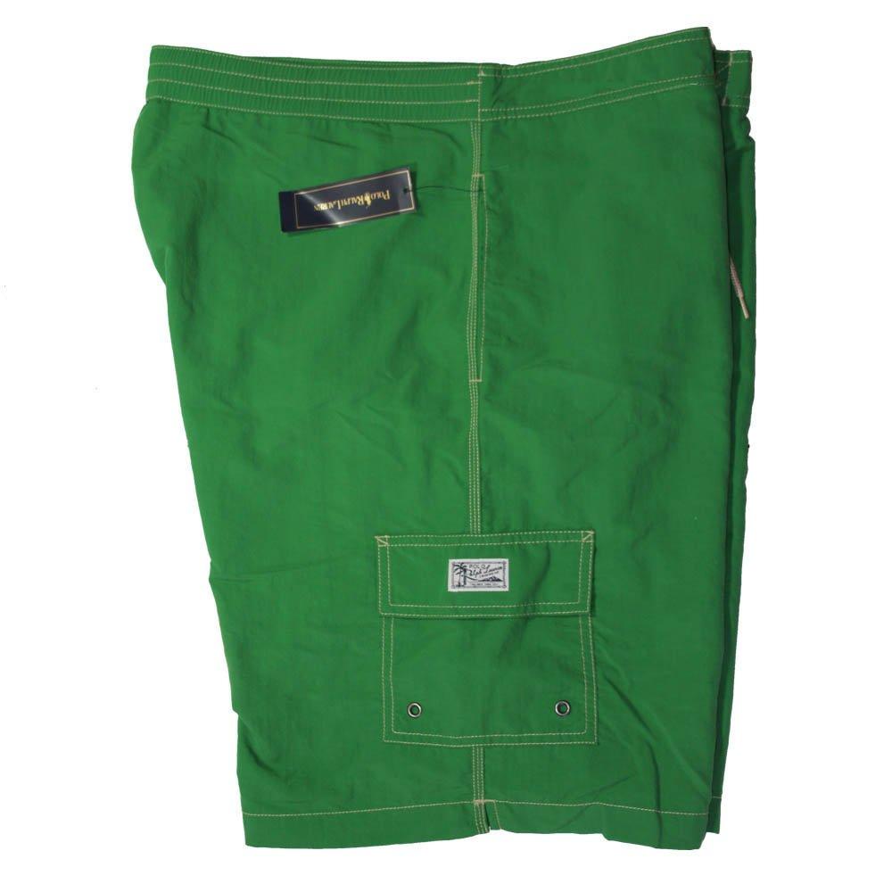 Polo Ralph Lauren Men's Board Shorts Swimwear Green XXL
