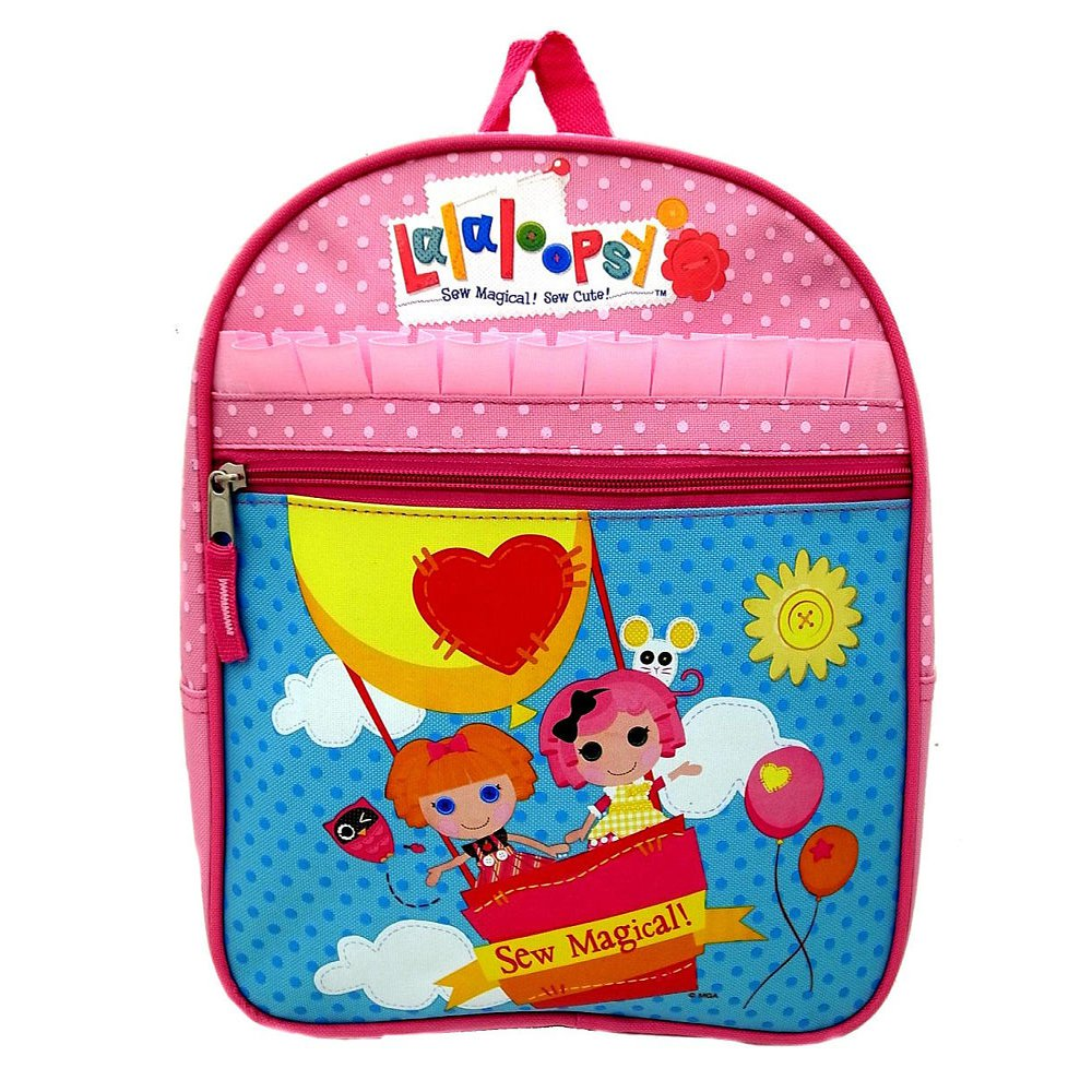 "Lalaloopsy 12"" Small Backpack Sew Magical Kawaii for ..."