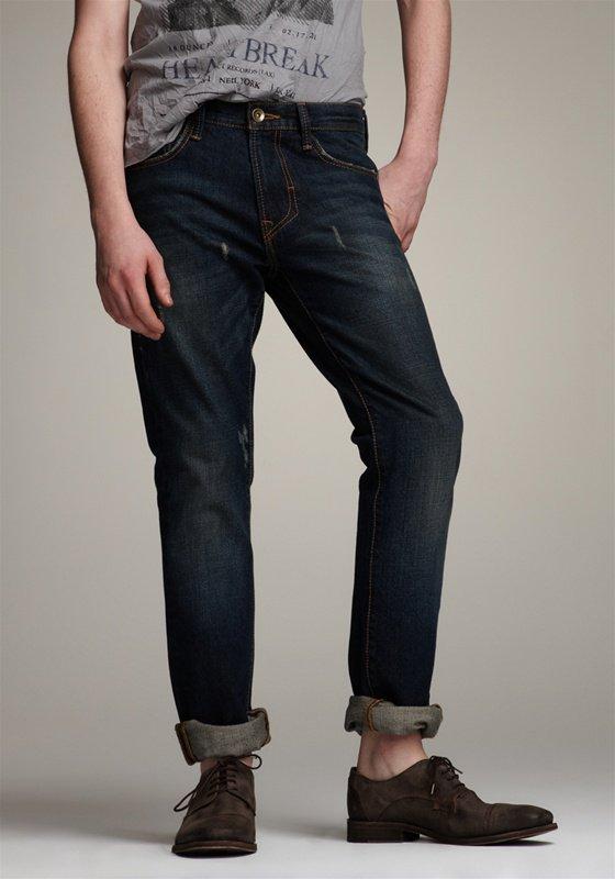 Monarchy 34/34 Men's Jeans Ransom Slim 40541581 Vintage Indigo